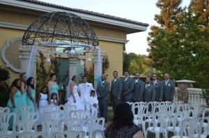 grooms lineup