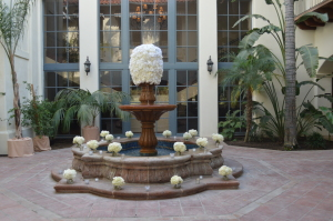 Bakersfield Country Club Fountain