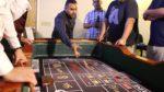 Texas Hodem, Poker, Blackjack, craps tables for rent
